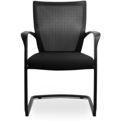Arguse Mesh back Visitor Chair SKU# CD-88B