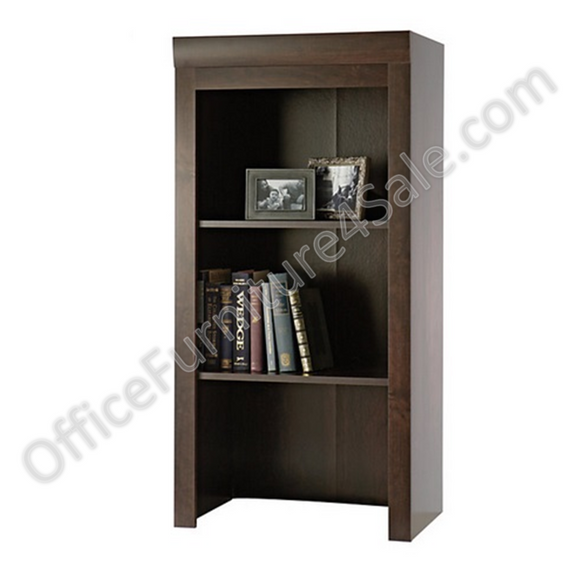 (Scratch & Dent) Sauder Outlet Office Port Collection, Library Hutch, 47 1/2