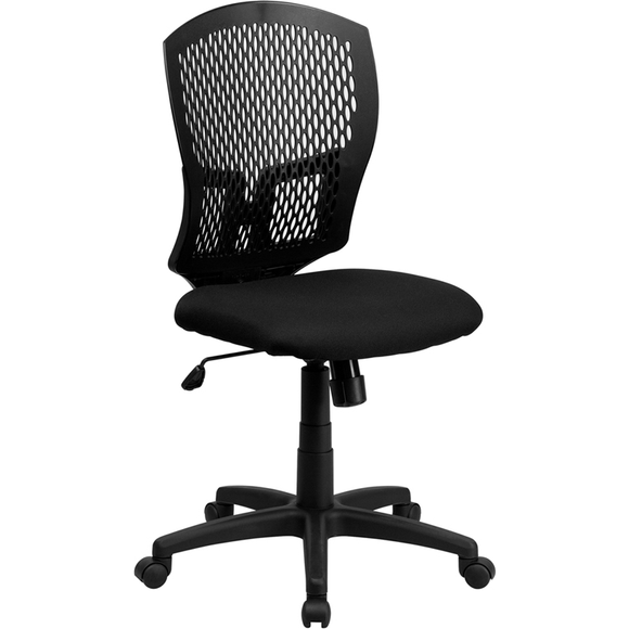 Mid-Back Designer Back Swivel Task Chair