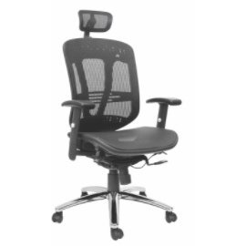 Zeus Multi-Function with Headrest, Mesh Back and Mesh Seat