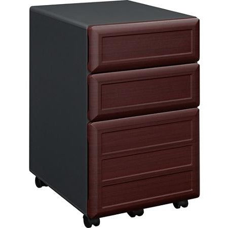 (Scratch & Dent) Ameriwood Home Collection Mobile File Cabinet, 3 Drawers, 16