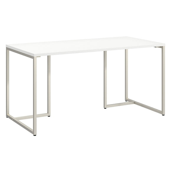 kathy ireland Outlet Office by Bush Business Furniture Method Table Desk, 60