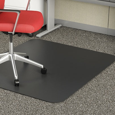 Deflect-O Outlet Chair Mat For Medium-Pile Carpet, 36