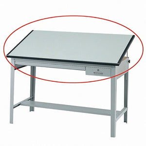 "(Scratch & Dent) Safco Outlet Precision Drafting Table Top, 60""W, Green"