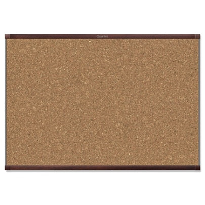 (Scratch & Dent) Quartet 2 Magnetic Cork Bulletin Board, 36
