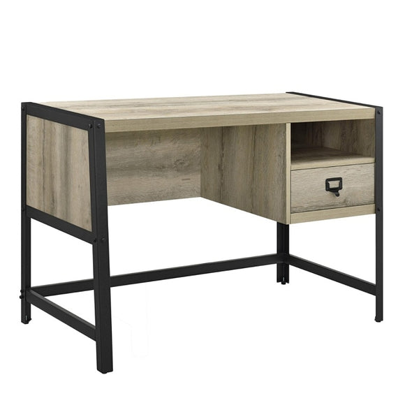 Ameriwood Outlet Home Basco Computer Desk, Natural