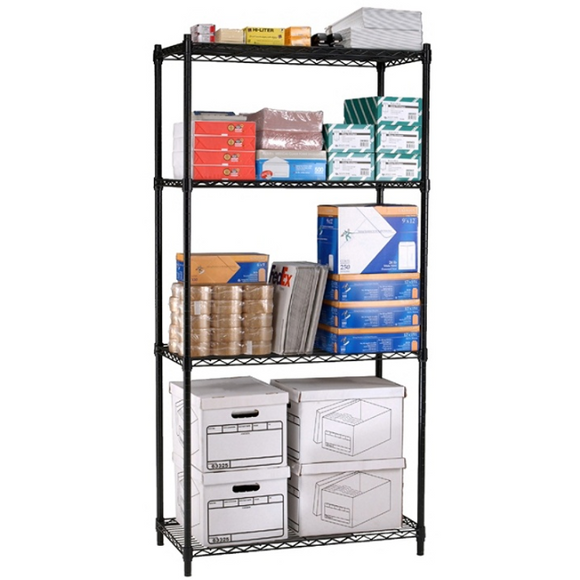 OFM Heavy-Duty Storage Unit, 72