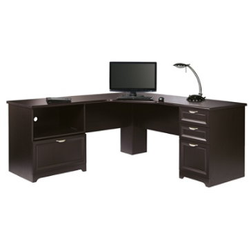 Realspace Magellan Performance Outlet L Desk, 30
