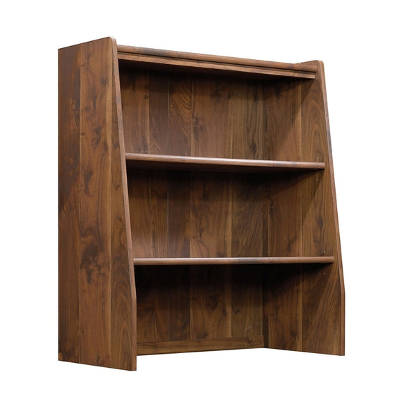 Sauder Outlet Clifford Place Library Hutch, Grand Walnut