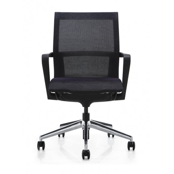 Beaut High Profile Mid-Back Mesh Chair