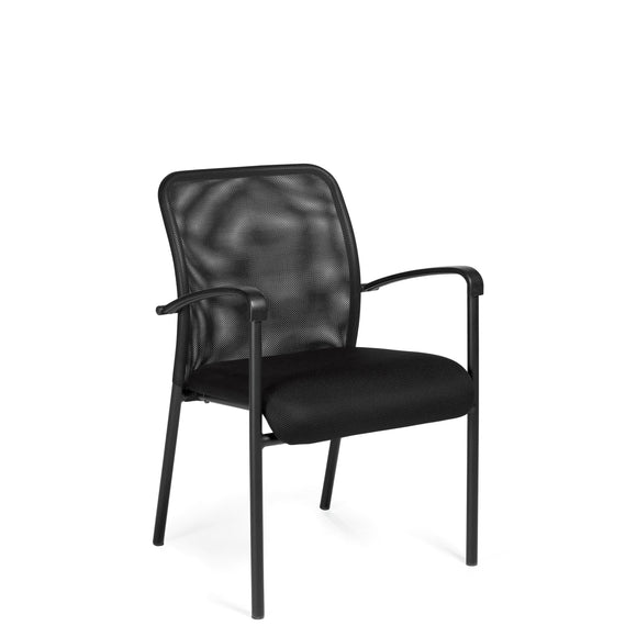 Preva Mesh Back Guest Chair