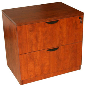 Energy System 2-Drawer Locking Lateral File Cabinet