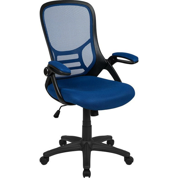 Bombast Series Mesh Ergonomic Swivel Office Chair