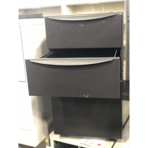 Pre-Owned Box/Box/File, Black