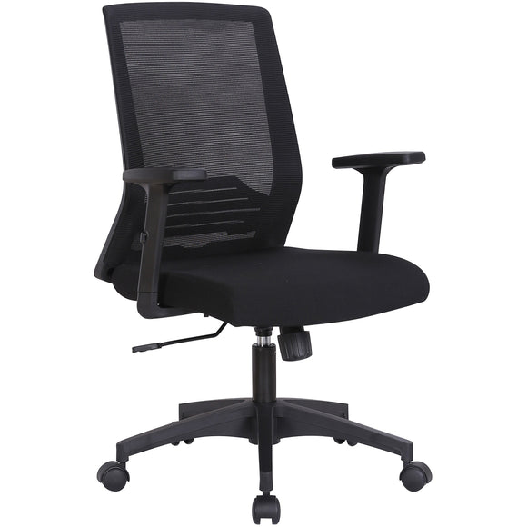 Tank Ergonomic Mesh Manager's Chair, Black