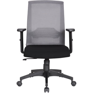 Tank Ergonomic Mesh Manager's Chair, Gray