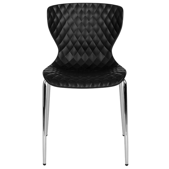 Contemporary Design Plastic Stack Chair