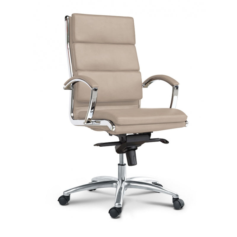 Modelo High Back Executive Leather Chair