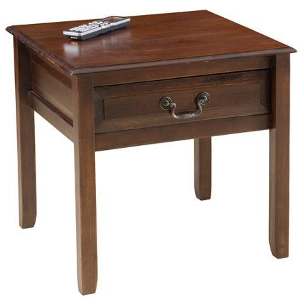 Home Loft Outlet Concepts Delano End Table, 23