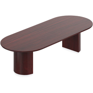 Porto Wood Veneer Racetrack Conference Table