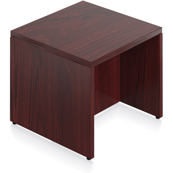 Porto Wood Veneer End Table