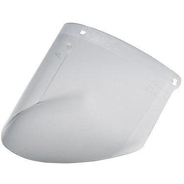 3M Outlet Clear Poly-Carbonate Face-shield WP96, Molded