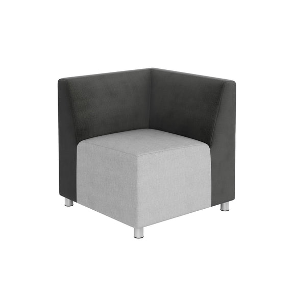 Empresario Stone Reception Corner Chair
