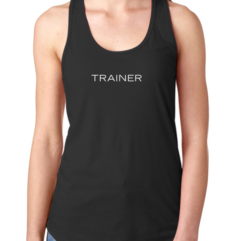 Trainer - Broad City - Soulstice Employee Women Tank Top