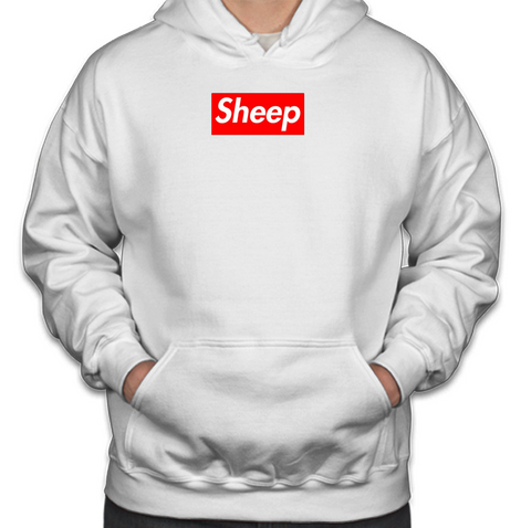 Sheep (iDubbbz Merch) Supreme Hoodie