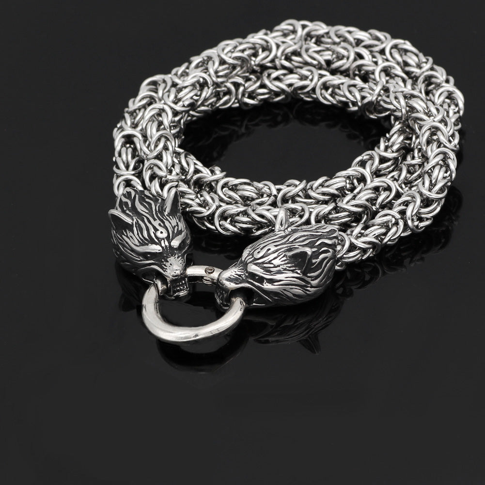 Freki Necklace Stainless Steel -King Chain