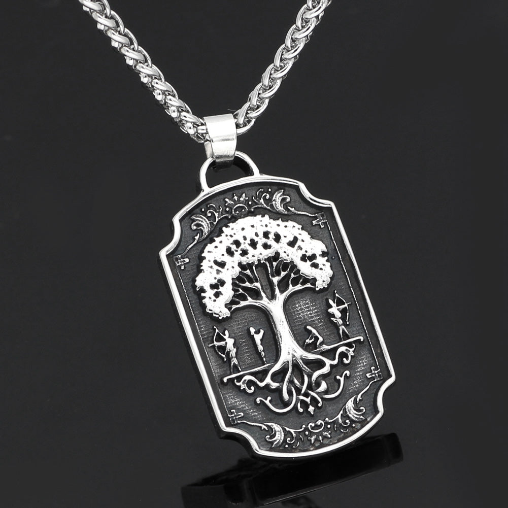 Yggdrasil necklace