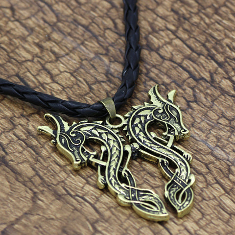 Image of dragon Necklace