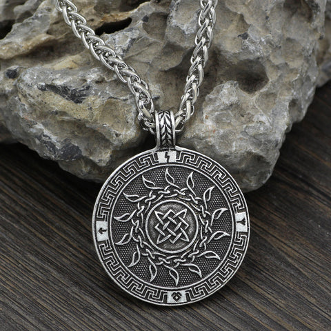 Image of Runes Necklace
