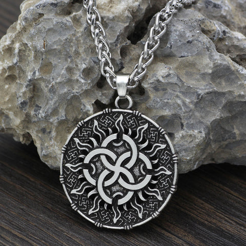 Image of Svadebnik Runes Necklace