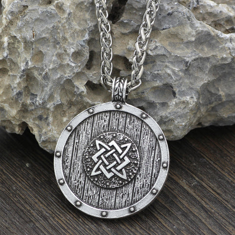 Image of Triquetra Necklace