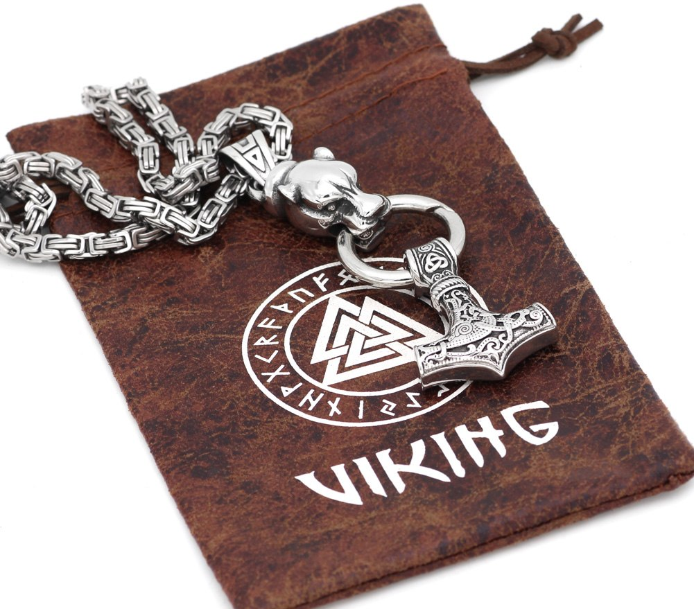 MJOLNIR  necklace