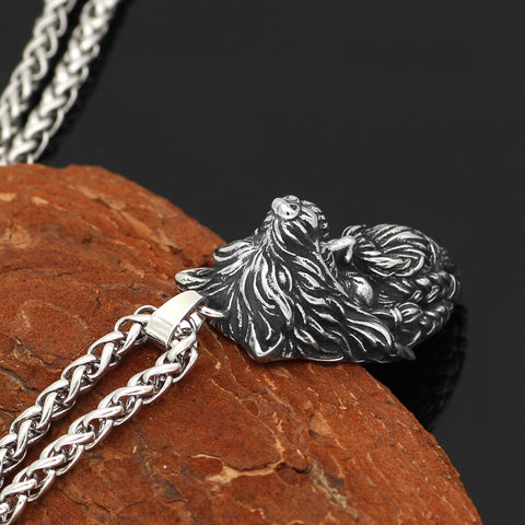 Image of Odin  Stainless Steel Necklace