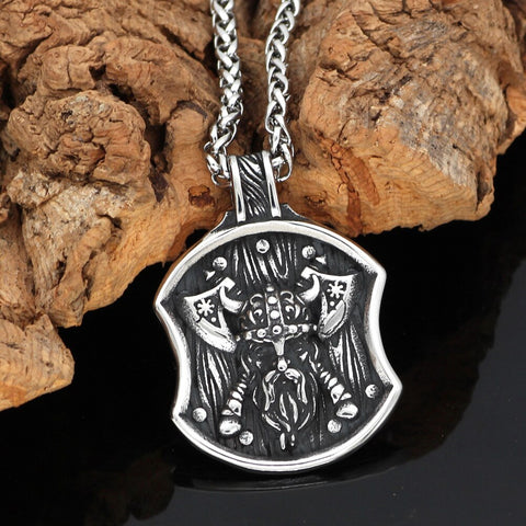 Image of Axe Worrior Necklace
