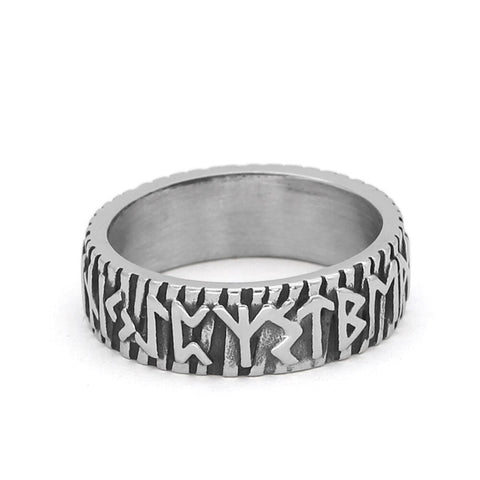 Image of Rune Rings  - Stainless Steel