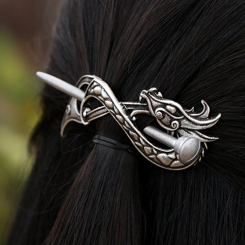 Image of Dragon Hairpins Hair Clips