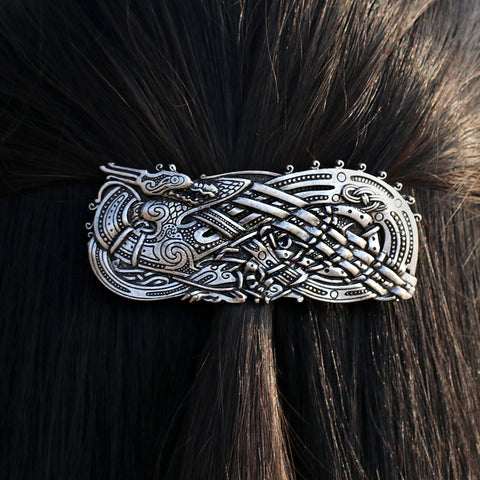 Image of Barrette Large Hair Clip