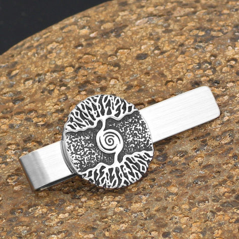 Image of Yggdrasil  Tie Clips