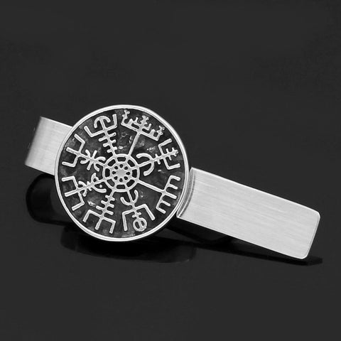 Image of compass  Tie Clips
