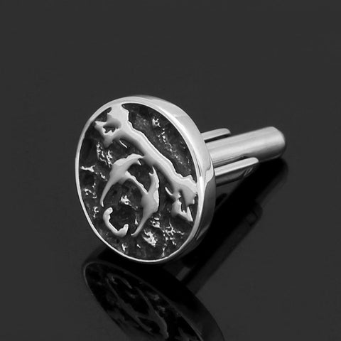 Image of Bear Cufflinks