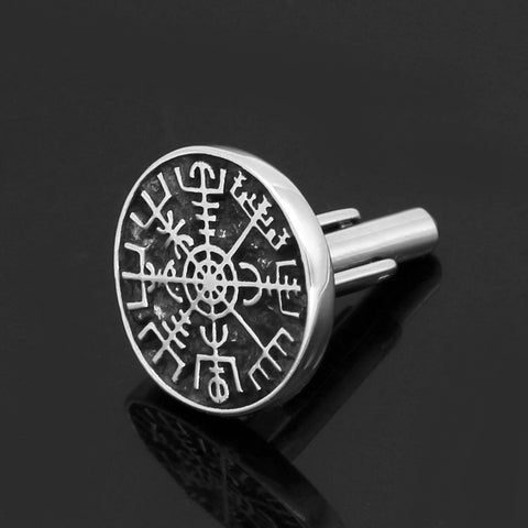 Image of compass  Cufflinks