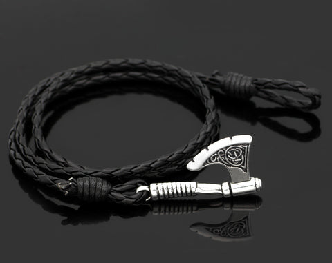 Image of Axe Charms necklace