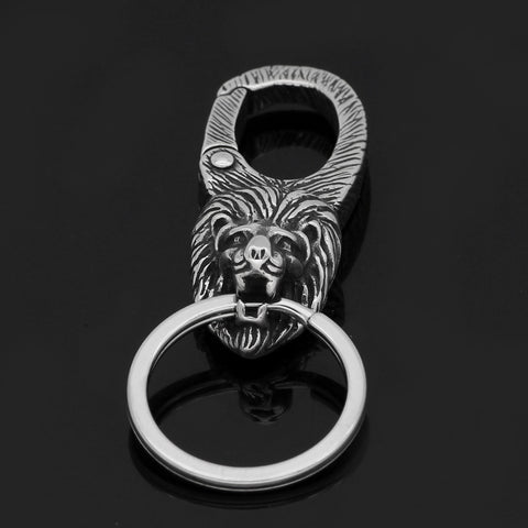 Image of Lion Keychain