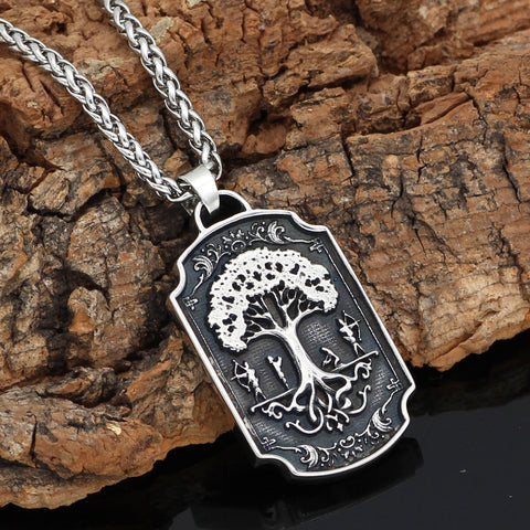 Image of Yggdrasil necklace