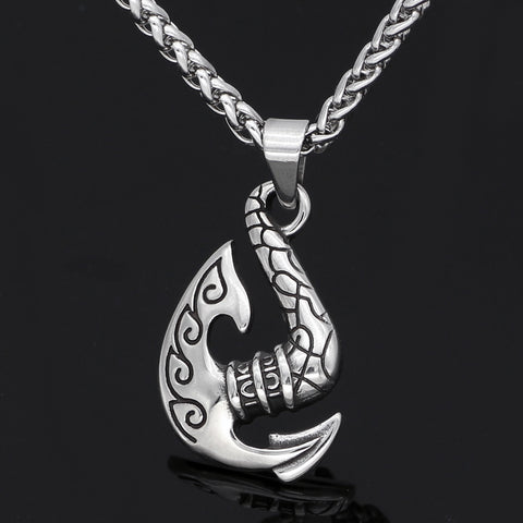 Image of axe  necklace