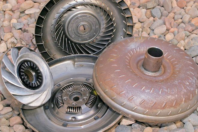 Torque Converter Cores For Sale